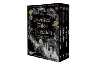 Disney - Twisted Tales Collection (Books 1-3 and Journal)