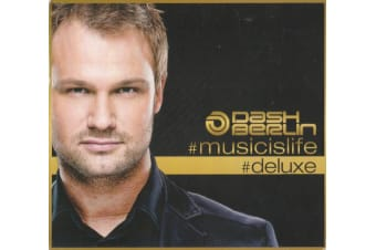 Dash Berlin – #musicislife #deluxe PRE-OWNED CD: DISC EXCELLENT