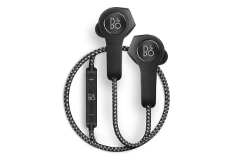 B&O Play by Bang & Olufsen Beoplay H5 Wireless Bluetooth Earbuds Headphone - Black