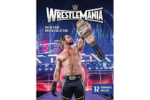 WWE - Wrestlemania: the official Poster C