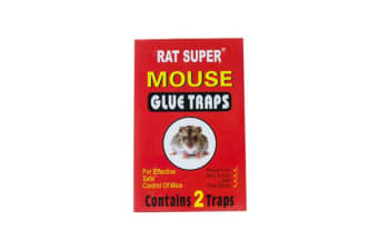 3 x Mouse Glue Traps 2pcs/Set