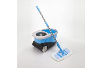 360 Degree Spinning Mop 12L - BLUE