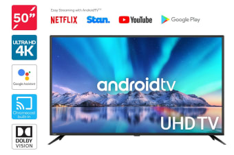 "Kogan 50"" Smart HDR 4K UHD LED TV Android TV™ (Series 9, XU9210)"