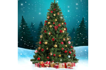 Jingle Jollys 1.8M 6FT Christmas Tree Xmas Decoration 800 Tips Home Decor Green