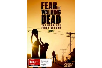 Fear the Walking Dead The Complete First Season  - Series Region 4 Preowned DVD: DISC LIKE NEW