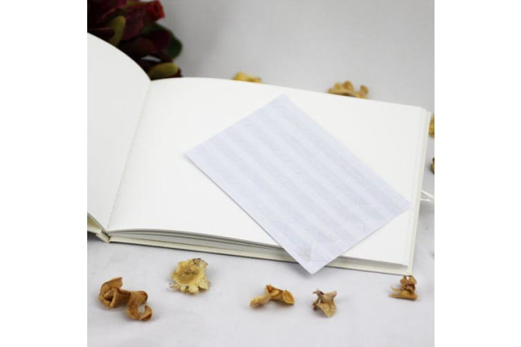 Birthday Guest Book Memory Album- Gold Gatsby