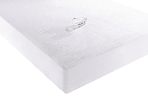 Trafalgar Waterproof Bamboo Fitted Mattress Protector (Queen)