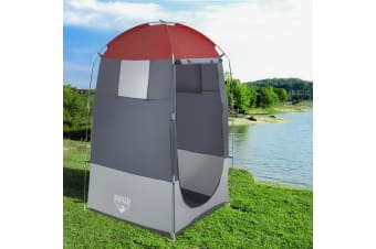 Bestway Camping Shower Toilet Tent Outdoor Portable Change Shelter