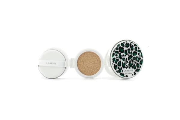 Laneige BB Cushion Foundation SPF 50 With Extra Refill - # No. 13 True Beige (Push Button Edition) (2x15g/0.5oz)