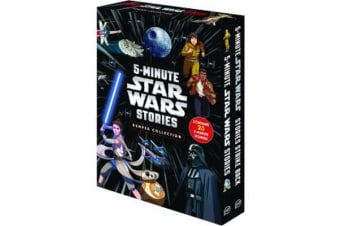 5-Minute Star Wars Stories Bumper Collection