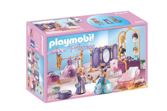Playmobil Princess Dressing Room with Salon