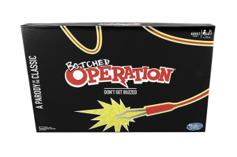 Botched Operation: Parody Game