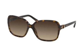 Bvlgari BV8150B - Dark Havana (Brown Shaded lens) Womens Sunglasses