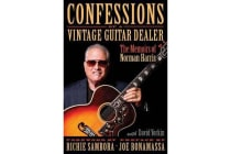 Confessions of a Vintage Guitar Dealer - The Memoirs of Norman Harris