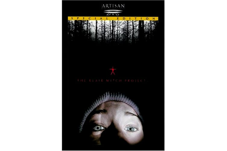 The Blair Witch Project  - Region 2 Rare- Aus Stock DVD  PREOWNED: DISC LIKE NEW