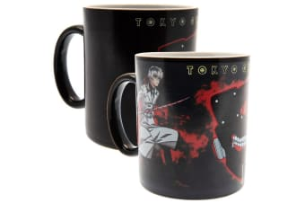 Tokyo Ghoul Heat Changing Mug (Multicolour) (one size)