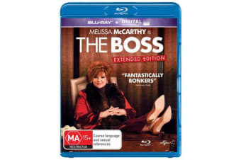 The Boss (Extended Edition) (Blu-ray/UV)
