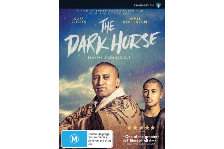 The Dark Horse DVD Region 4