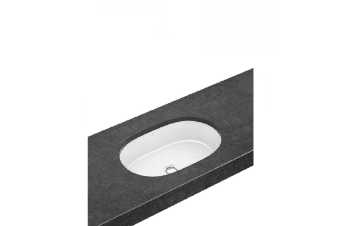 Villeroy & Boch Architectura Oval Under Counter 540mm Basin White 41766001