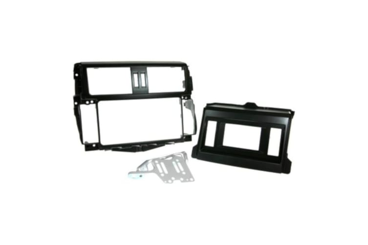 Double Din Facia kit for TOYOTA Prado 2009  13 May Require ATB2  Sits behind vehicles