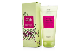 4711 Acqua Colonia Pink Pepper & Grapefruit Aroma Shower Gel 200ml