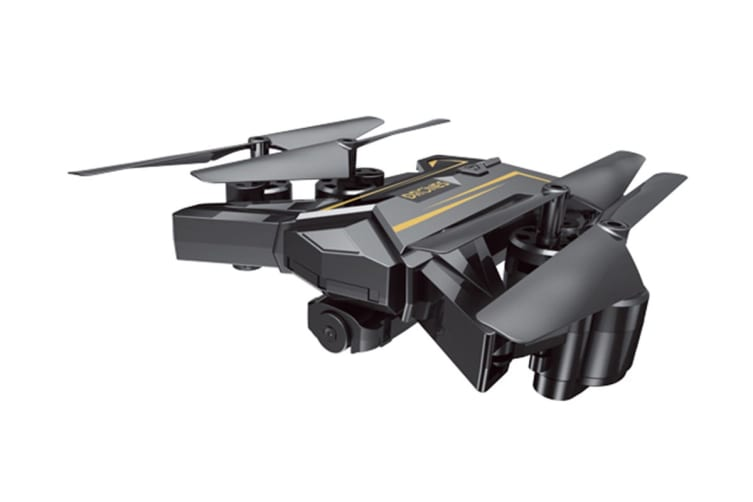 Lenoxx Foldable Flying Drone with Wi-Fi