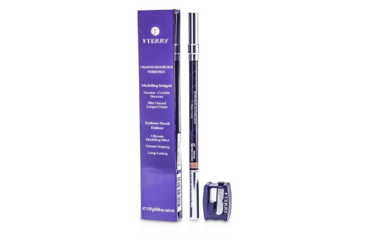 By Terry Crayon Sourcils Terrybly Eyebrow Pencil Definer - # 1 Basic Nude 1.19g