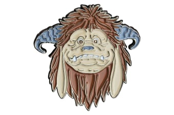 Labyrinth Ludo Enamel Pin