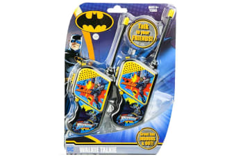 Batman Walkie Talkie Set