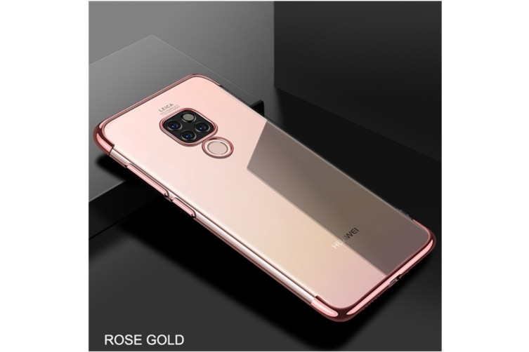 Soft Transparent Tpu Cover Ultra Thin Clear Shell For Huawei Rose Gold Huawei P9