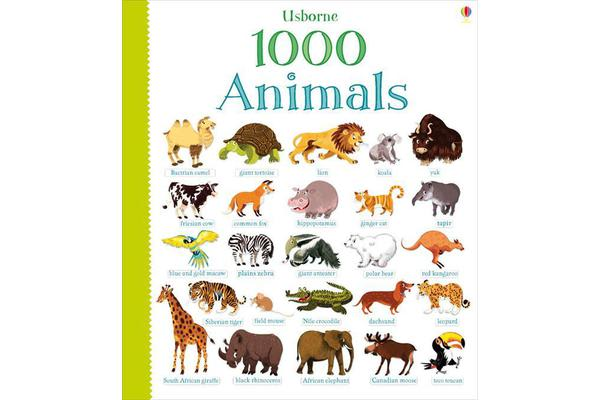 Image of 1000 Animals