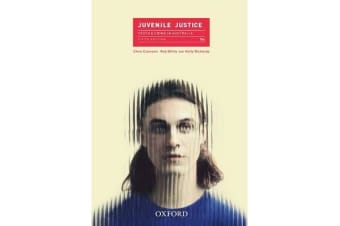 Juvenile Justice - Youth and Crime in Australia