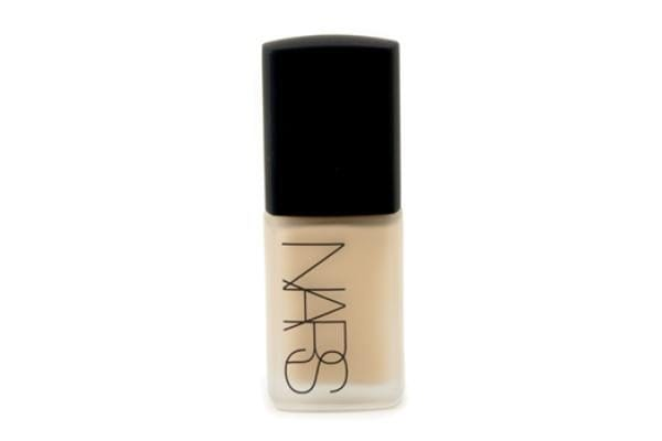 NARS Sheer Matte Foundation - Barcelona (Medium 4 - Medium w/ Golden, Peachy Undertone) (30ml/1oz)