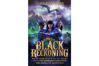 The Black Reckoning - The Books of Beginning 3