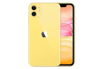 New Apple iPhone 11 256GB 4G LTE Yellow (FREE DELIVERY + 1 YEAR AU WARRANTY)