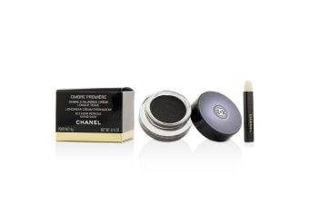 Chanel Ombre Premiere Longwear Cream Eyeshadow - # 812 Noir Petrole (Satin) 4g