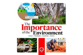 Australian Geographic Geography - The Importance of the Environment