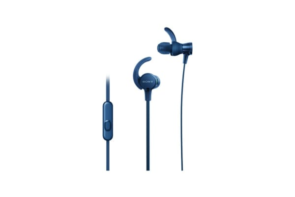 Sony In Ear Extra Bass Sports Headphones (MDRXB510ASL)