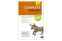 Complete Spanish (Learn Spanish with Teach Yourself) - Book: New edition