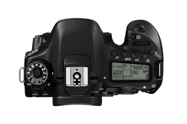 Canon EOS 80D DSLR Camera - Body only