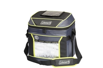 COLEMAN 30 CAN XTREME 24HR INSULATED COOLER BAG LUNCH CAR CAMPING SOFT PORTABLE