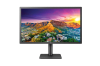 "LG 24"" UHD IPS Monitor Black (24MD4KL-B)"