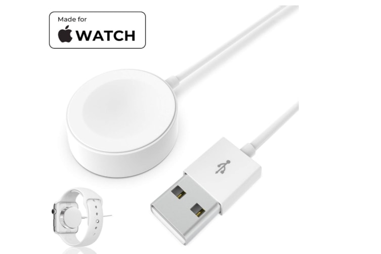 Smart Watch Charger for Apple Watch Series 4 3 2 1 Magnetic USB Charging Cord Portable Charger