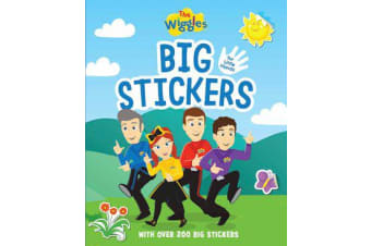 The Wiggles: Big Stickers For Little Hands - With Over 200 Big Stickers