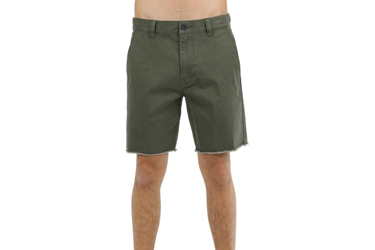 JetPilot JP Mens Walkshort - Military - 40