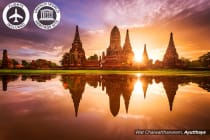 THAILAND: 13 Day Wonders of Ancient Siam Tour Including Flights