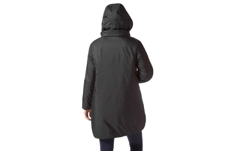 Craghoppers Womens/Ladies Feather Jacket (Charcoal) (16)