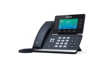 Yealink SIP-T54W IP Phone Colour Display Dual GigE Bluetooth WiFi USB 2.0