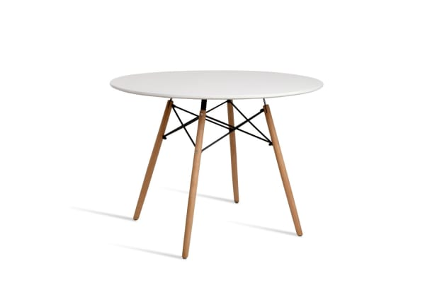 Eames Replica Dining Table (White)