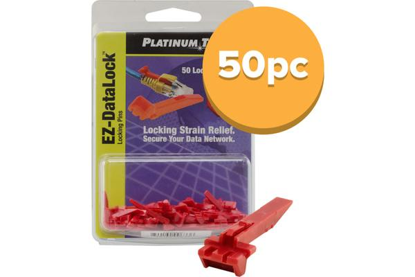 Platinum Tools Ez Datalock Locking Pins 50Pcs